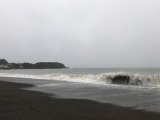 煙樹ヶ浜の波浪状況です.JPG
